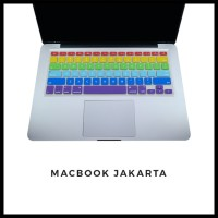 Keyboard Protector Macbook Air 11 Inch Rainbow