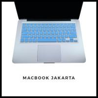 Keyboard Protector Macbook Pro 15 Inch Blue