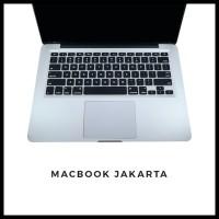 Keyboard Protector Macbook Pro Retina 15 Inch Black