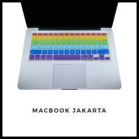 Keyboard Protector Macbook Pro 13 Inch Rainbow