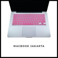 Keyboard Protector Macbook Air 13 Inch Pink
