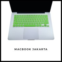 Keyboard Protector Macbook Pro 13 Inch Green