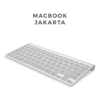 Keyboard Protector Macbook Pro Retina 13 Inch Silver