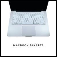 Keyboard Protector Macbook Air 13 Inch Warna White