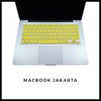 Keyboard Protector Macbook Pro 13 Inch Yellow