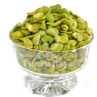 Kacang Kedelai Edamame Goreng Camilan Cemilan Kedele Siap Makan 100gr