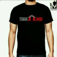 kaos/baju/tshirt TEMAN AHOK 2