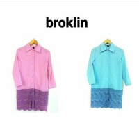 blouse broklin top