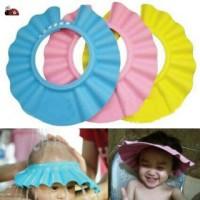 Topi keramas anak baby shower cap alat bantu keramas