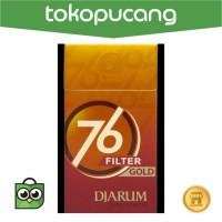 Djarum 76 Gold 12 | Jarum