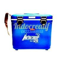 Cooler / cool / ice box / kotak pendingin objek laboratorium 12 liter