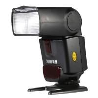 Yinyan Flash Kamera Zoom Speedlite 5600K Untuk DSLR Canon Nikon - CY