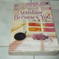 Novel Metropop   Sunshine Becomes You   Ilana Tan
