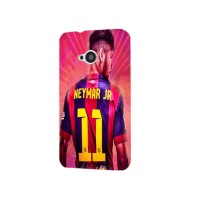 Barcelona Neymar Jr Case for HTC One M7