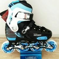 Sepatu Roda LYNX BM 135 Blue