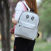 tas ransel korea mata lucu / Korean ulzzang eyes backpack BTA039