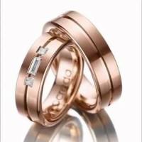 cincin kawin,sepasang,tunangan,perak lapis rhodium
