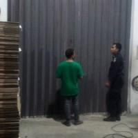 Pemasangan & Perbaikan pintu Rolling Door & Follding Gate