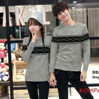 Sweater Couple Etnic