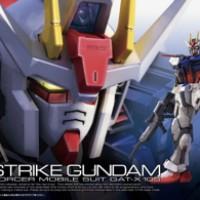 Bandai Gundam RG Aile Strike Gundam