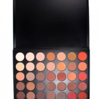 MORPHE 35OM - 35 COLOR MATTE NATURE GLOW EYESHADOW PALETTE