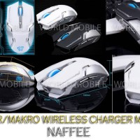 mouse gamers/makro wireless charger naffee