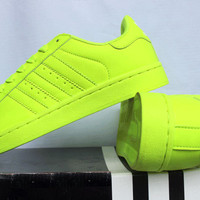 Sepatu casual pria/wanita Adidas Super Color Stabilo