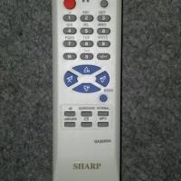 REMOT/REMOTE TV SHARP TABUNG GA368SA KW