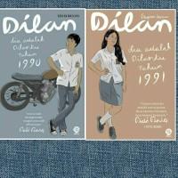 Paket Dilan #1 & #2