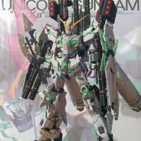 Bandai MG RX-0 Full Armor Unicorn Gundam