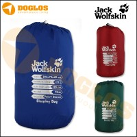 Sleeping Bag Double JWS Polar + Dacron Jack wolfskin Tikar Purple
