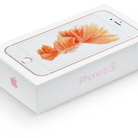 IPHONE 6 16GB GOLD MULUS FULLSET
