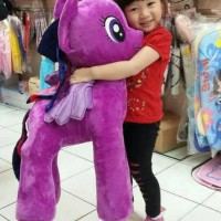 boneka my little pony jumbo giant
