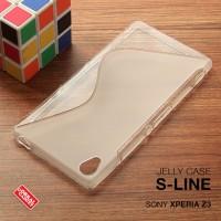 Sony Xperia Z3 Soft Jelly Gel Silicon Silikon TPU Case Softcase Clear