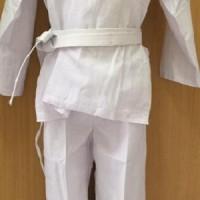 Baju Tae Kwon Do / Seragam Taekwondo (1 Set = Baju+Celana+Sabuk)