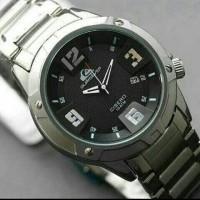 Jam Tangan Quicksilver Cisero Silver Black