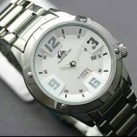 Jam Tangan Quicksilver Cisero Silver White