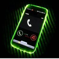 Bumper Case LED iPhone / Samsung