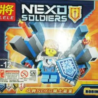 Bricks / Lego Nexo Knights / Nexo Soldiers [LELE 79242]