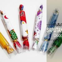 Souvenir Saputangan Dodol