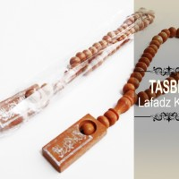 Souvenir Tasbih Kayu Lafadz