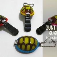Souvenir Gunting Kuku Kura-Kura