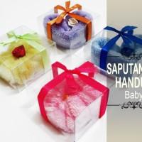 Souvenir Saputangan Handuk Baby