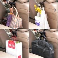 gantungan barang / belanjaan mobil (portable car hanger)