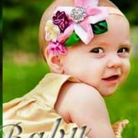 Headband Top Baby Agustus No.12