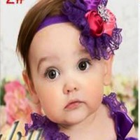 Headband Top Baby Agustus No.2