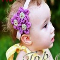 Headband Top Baby Agustus No.11