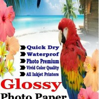 Glossy Papper 185 Gram