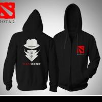 kaos/hoodie/jumper/sweater/jacket/dota 2/team secret