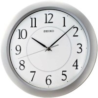 Seiko Wall Clock QXA352 Quiet Sweep / Jam Dinding QXA352G - QXA352S